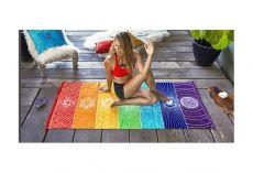 7 farbiger Chakra Wandbehang