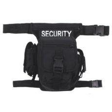 Bauchtasche Security Farbe : schwarz