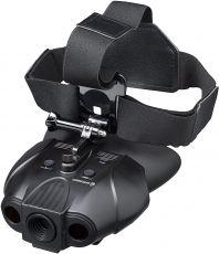 Bresser digitales Nachtsichtgerät Binokular 1x mit integriertem Akku
