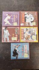 Chinese Wushu Kungfu Serie  CD 5 Teilig