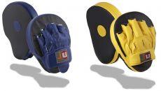 Handpratzen vorgebogen blau oder gelb Ju Sports
