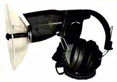 Seben Extreme Geräuschverstärker Richtmikrofon Zieloptik Monokular + Digitalspeicher