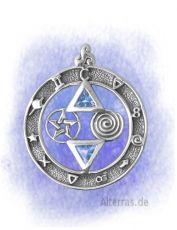 Vereinter Schutz in einem Amulett