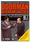 DVD JIM WAGNER DOORMAN DEFENSIVE TACTICS