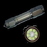 LED Notfall Taschenlampe mit glasbrechender Spitze