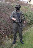 Kugelschutzweste - Ballistische Weste mit Stichschutz
