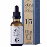 AD.MONT 15 % CBD Oil - 10 ml