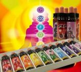 Chakra Essence Set 10 mal 10 ml