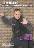 DVD JIM WAGNER CRIME SURVIVAL