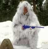 Schnee Sniperanzug