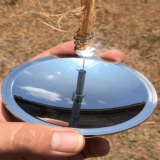 Solar Outdoor Camping Survival Fire