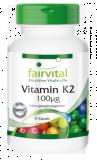 Vitamin K2 100?g - 90 Kapseln